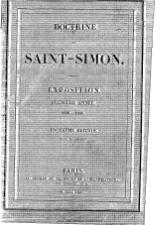Collectif - Doctrine de Saint-Simon (1828-1829).djvu
