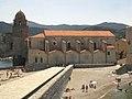 Collioure Nostra Senyora dels Àngels des de l'escullera de Sant Vicenç 37.jpg