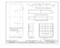 Colonel Paul Wentworth House, Dover Street (moved to MA, Dover), Dover, Strafford County, NH HABS NH,9-SALFA,1- (sheet 37 of 41).png