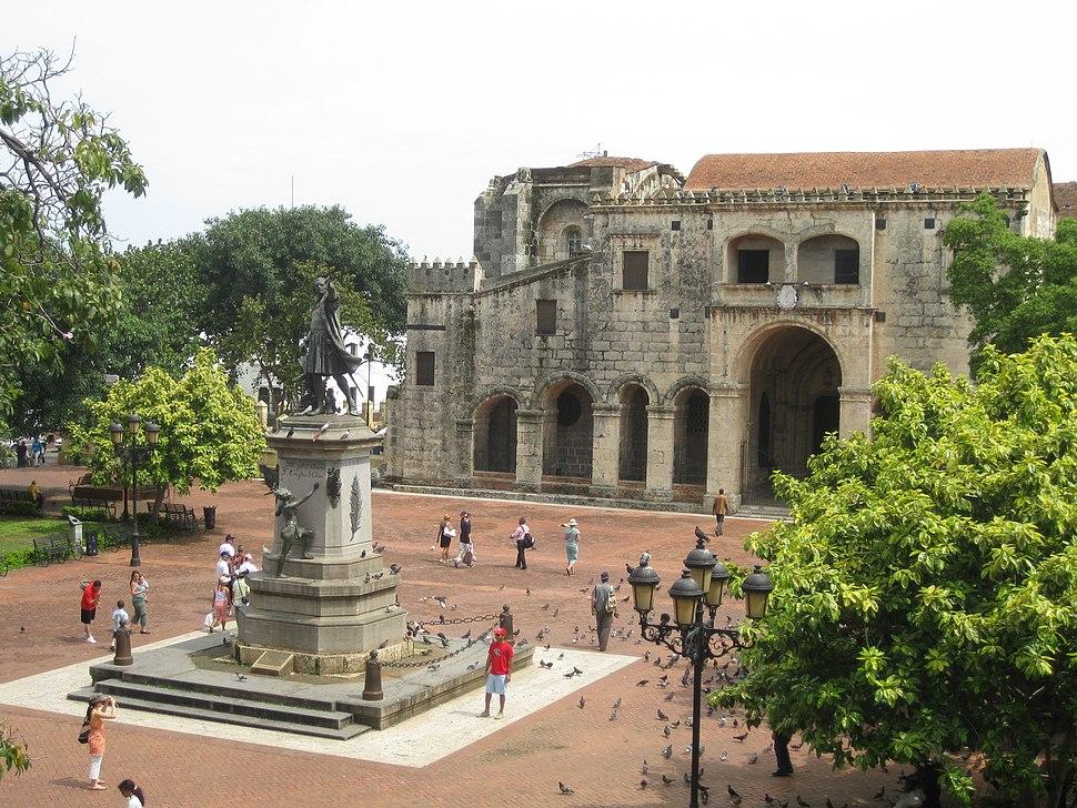 Columbus-Park-Dominican-Republic