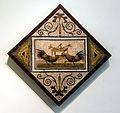 Combat de coqs Pompei mosaic NAMNaples sn.jpg