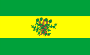 Oroso - Image: Concello de Oroso Bandera