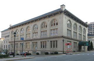 OHara Student Center United States historic place