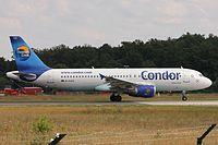 D-AICC - A320 - Condor