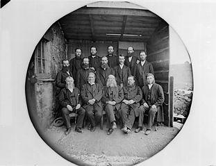Congregational Assembly, Ffestiniog 1878