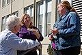 Congressman George Miller visit Mt. Diablo High School's Change the Food, Change Everything Program on February 23, 2012. (6780856784).jpg