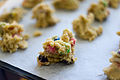 Cookie dough with Smarties (8065286720).jpg