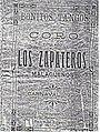 Coro Los Zapateros Carnaval de Málaga 1929.jpg