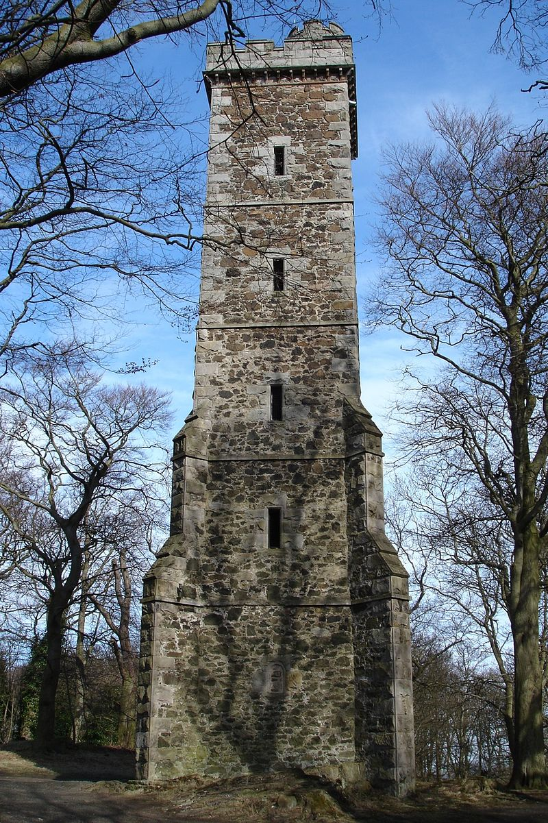 800px Corstorphine Hill Tower