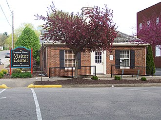 Harrison County, Indiana - Harrison County Visitors Center
