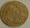 Cosimo III granduke of tuscany coins, 1670-1723, pezza d'oro della rosa, 1715.JPG