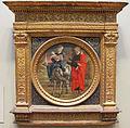 Cosmè tura, fuga in egitto, 1470-80 ca. 01.JPG