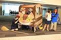 Cosplay of assorted Ghibli characters, Fanime 2015 (17965982859).jpg