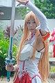 Cosplayer of Asuna, Sword Art Online 20190728i.jpg