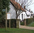 Cottages, Church Road, Tostock - geograph.org.uk - 745031.jpg