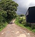 Country road above Esgair - geograph.org.uk - 1383427.jpg