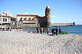 Course de llaguts de rem à Collioure (1).JPG