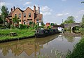 Coventry Canal, Bulkington Bridge - geograph.org.uk - 797133.jpg