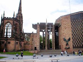 Image illustrative de l'article Cathédrale Saint-Michel de Coventry