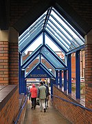 Covered walkway on a rainy Saturday, The Maltings - geograph.org.uk - 1425454.jpg