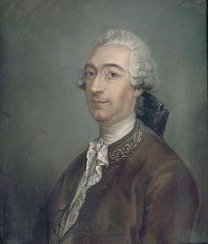 Pastel par Jean-Baptiste André Gautier d'Agoty. Paris, Musée du Louvre.