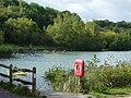 Cripplegate Lake, Southwater Park - geograph.org.uk - 60093.jpg