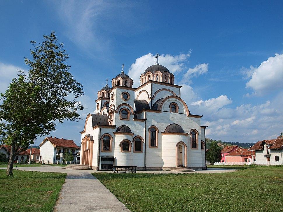 Crkva u Despotovcu