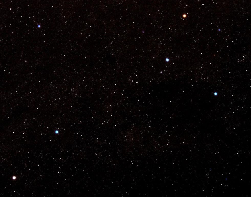 alpha centauri constellation - 981×768