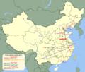 Csengcsou–Xuzhou nagysebességű vasútvonal.PNG