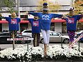 Cubs scarecrows on the Magnificent Mile in Chicago. (30049295553).jpg
