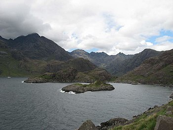 Cuillin Hills, Isle of Skye, Scotland, UK