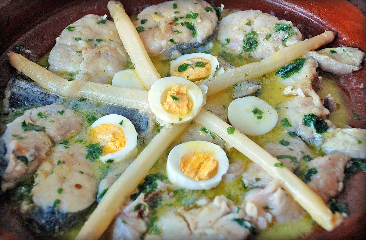 Gastronomía del País Vasco - Wikipedia, la enciclopedia libre