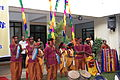 Cultural performance during the 10th Asian Law Institute Conference, National Law School of India University, Bangalore, India - 20130523-07.JPG