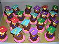 Cupcakes made for a graduation party.jpg