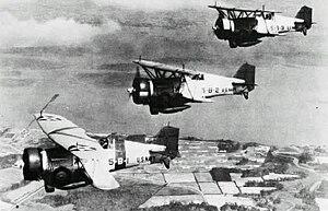 Curtiss BF2C Goshawk - Image: Curtiss BF2C 1 Goshawk VB 5 NAN1 86