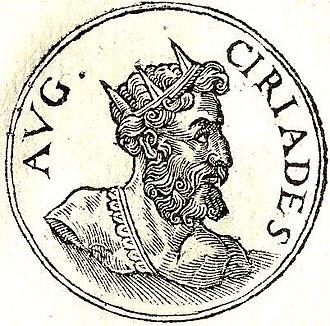 Cyriades - Cyriades from Promptuarii Iconum Insigniorum