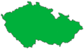 Czech map green.png
