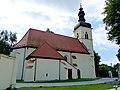 Czeszewo, Powiat wągrowiecki, Polska , kościół św. Andrzeja - panoramio.jpg