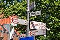 Dülmen, Wegweiser Borkener Straße-Tiberstraße -- 2012 -- 3600.jpg
