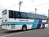 Dōhoku bus A200F 1040rear.JPG