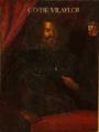 D. Sancho Manuel de Vilhena, Conde de Vila Flor (1610?-1677), 1673-1675 - Feliciano de Almeida (Galleria degli Uffizi, Florence).png