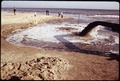 DISCHARGE PIPE ON MONTEREY BAY BEACH - NARA - 543161.tif