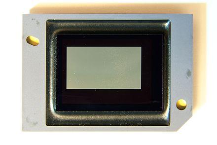 Digital micromirror device - Wikiwand