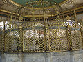 DSC03821 Istanbul - Aya Sophia - Fontana ottomana per abluzioni (1740) - Foto G. Dall'Orto 24-5-2006.jpg
