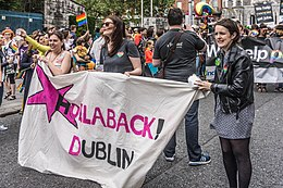DUBLIN 2015 LGBTQ PRIDE PARADE (WERE YOU THERE) REF-106171 (19215542675).jpg