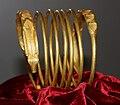 Gold Dacian bracelet