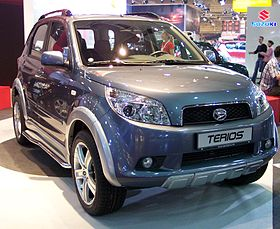 Daihatsu Terios Wikipedia The Free Encyclopedia