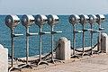 Dalian China Row-of-Spyglasses-at Xinghai-Bay-01.jpg