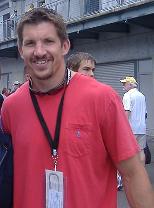 Dallas Clark - Clark in 2007.
