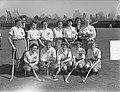 Dameshockey Nederland tegen Ierland te Amstelveen Nederlands dameshockey elft…, Bestanddeelnr 904-5678.jpg